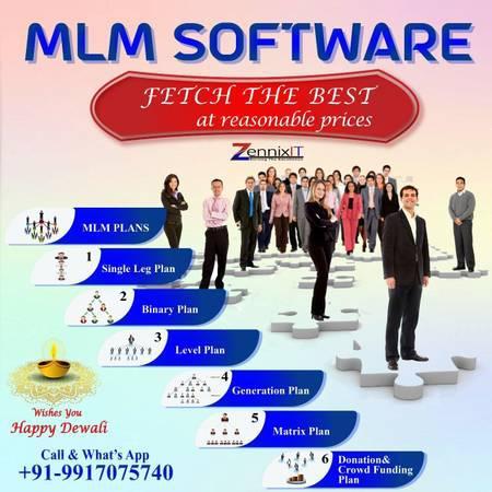 Mlm software development - computer services