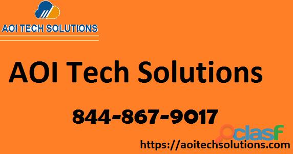 AOI Tech Solutions | 844 867 9017 | Internet Security
