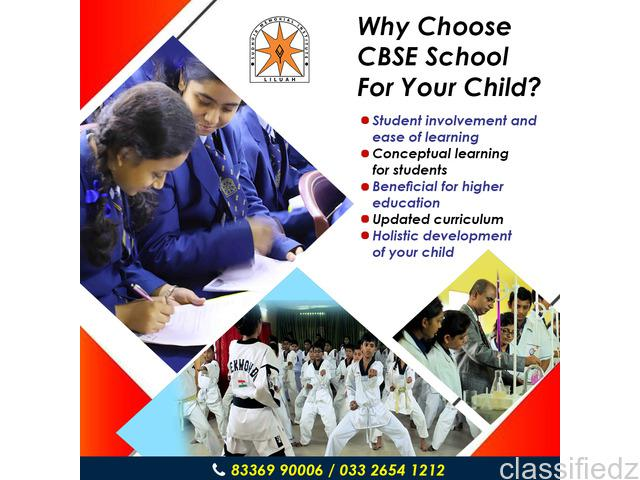 Choose the cbse school in howrah for extra-curricular