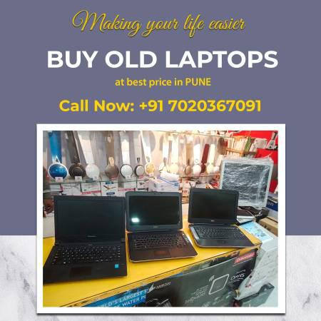 Old laptops for sale in pune - small biz ads