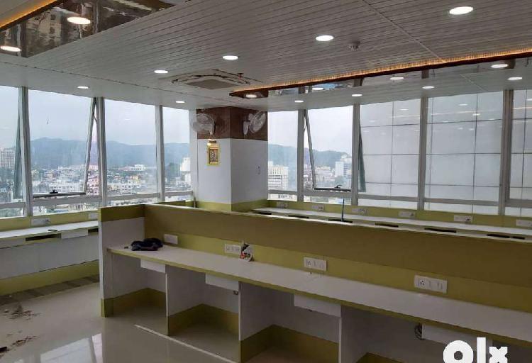 Furnish office on rent/lease in cbd belapur, navi mumbai