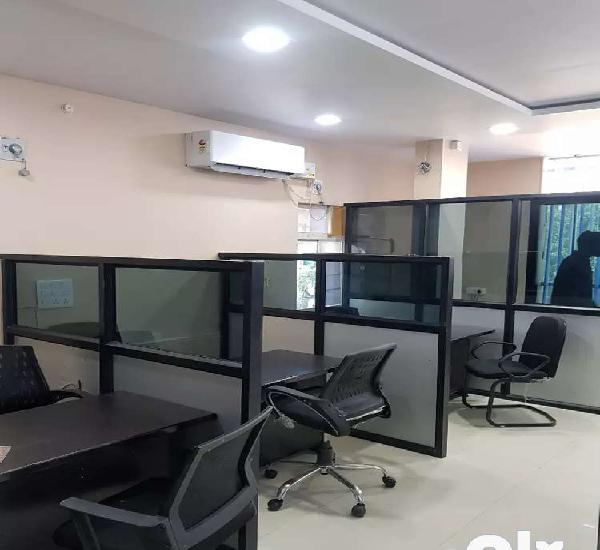 Nirman Nagar 2500 sq.ft Office Furnished Commercial Building