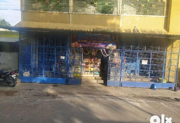 Shops for rent at mangadu near temple
