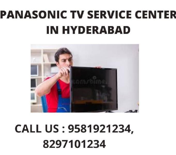 Panasonic tv service center in hyderabad   9581921234