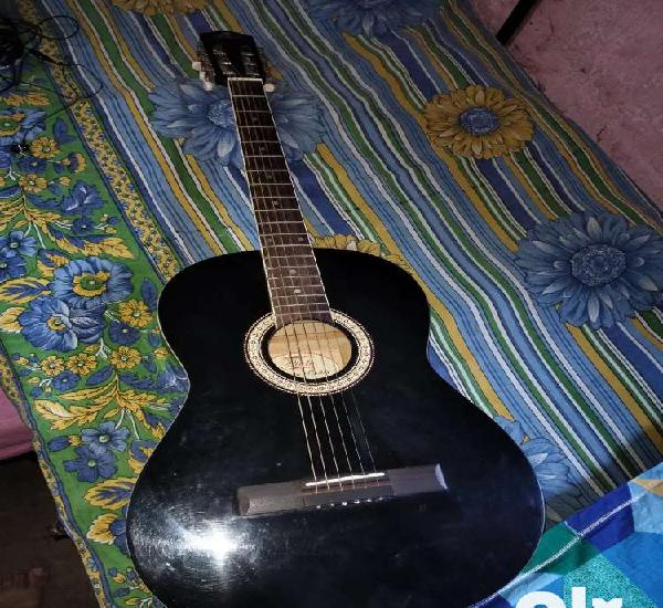 Acoustic guitar for sell pluto guitar in good condition