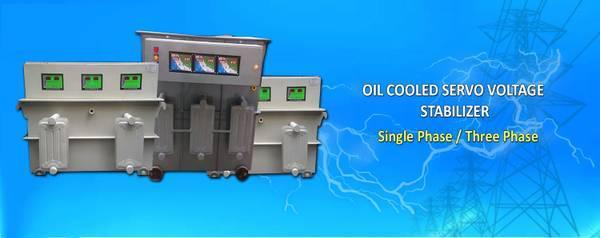 Best quality servo voltage stabilizer - 30 kva, 20 kva -
