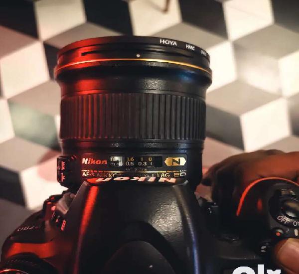 Nikon 24mm f1.8g nikon fx lens