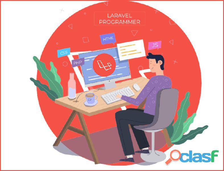 Outsource Laravel Programmer