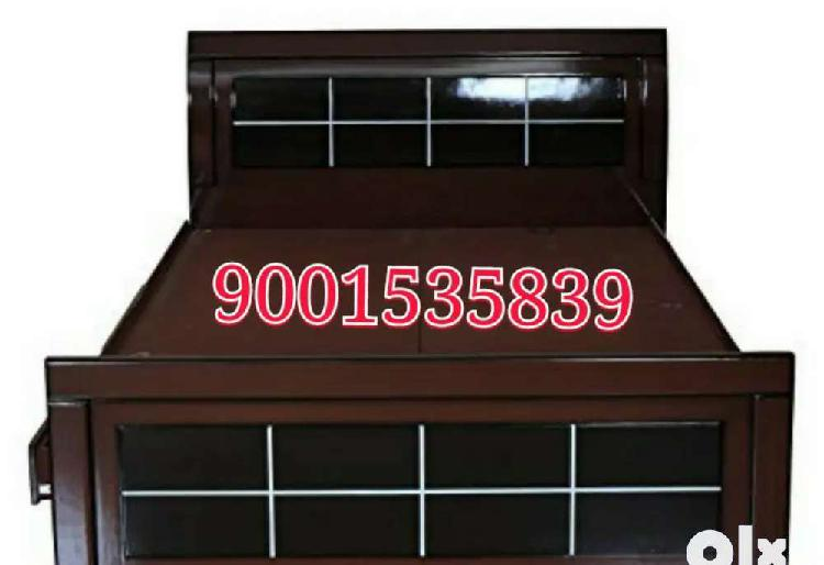Bed with storage 6x6 box / double bed new branded with