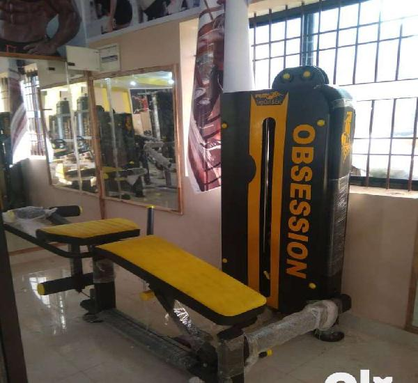 Gym and fitness equipment manufacturer