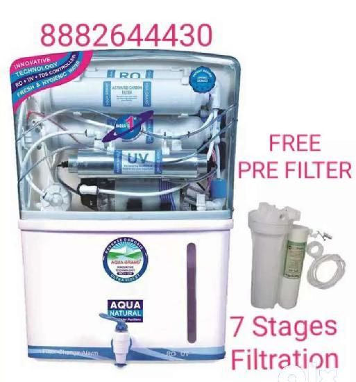 Season sale offer aquafresh ro uv uf tds with minerals water