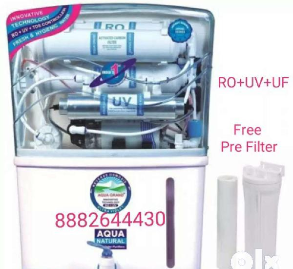 Aquafresh ro+uv+uf tds at best offer price on 7 stages water