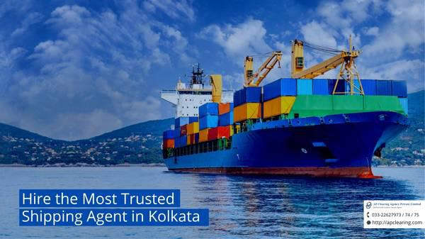 Hire the most trusted shipping agent in kolkata - small biz
