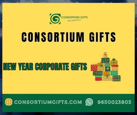 New year corporate gifts | corporate gifts | consortium
