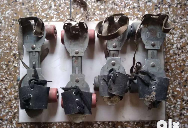 2 set of roller skates (500each)