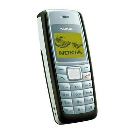 Nokia 1100 refurbished mobile phone - cell phones - by owner