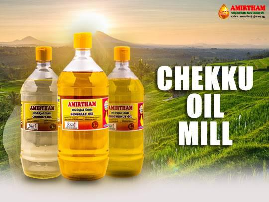 Pure wood pressed coconut oil | sesame oil | groundnut oil -