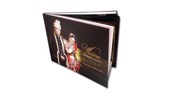 Wedding album in india - event services