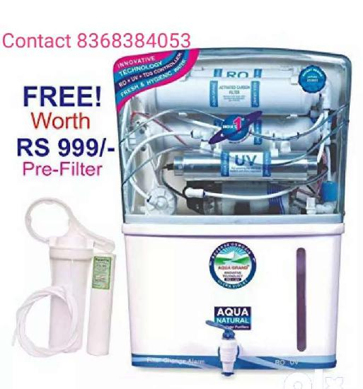 Aquafresh ro+uv+uf with tds at best offer on 7 stages water