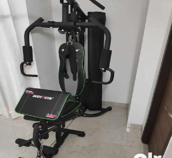 Multi-purpose workout machine