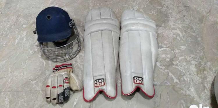 Sunridges ss original branded cricket kit set
