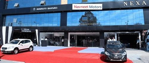 Buy nexa baleno in udaipur from navneet motors at best price