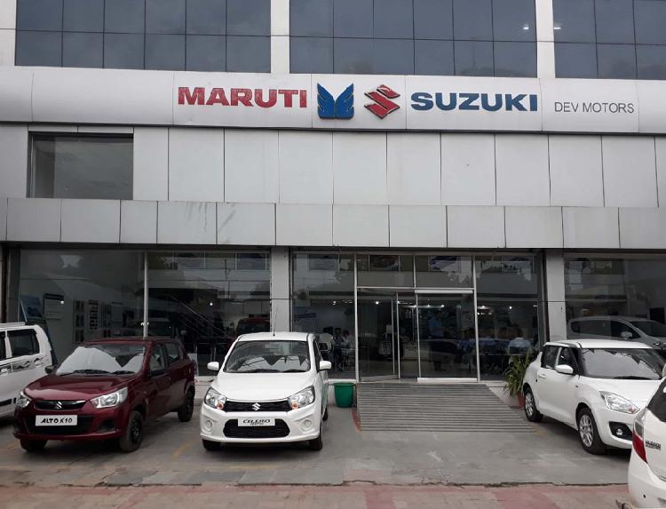 Get maruti arena car price in aligarh from dev motors