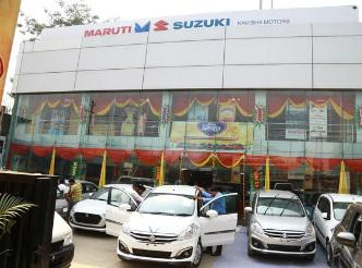 Kavisha motors - best dealer of maruti suzuki arena bareilly