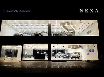 Visit jaycee motors nexa maruti showroom in amritsar