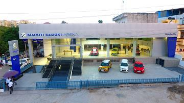 Visit technoy motors maruti suzuki showroom udaipur
