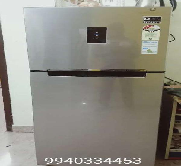 Samsung 253l 3 star inverter frost free double door