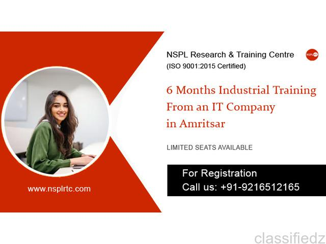 6 months industrial training in amritsar | nspl rtc amritsar