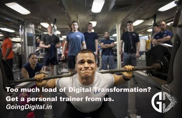 Digital transformation consultancy services - small biz ads