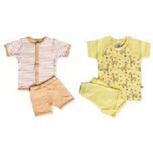 Antibacterial baby clothes - pure cotton baby clothes::