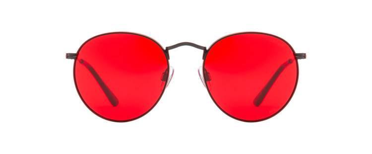 Buy opium talamasca red round avs sunglasses at opium