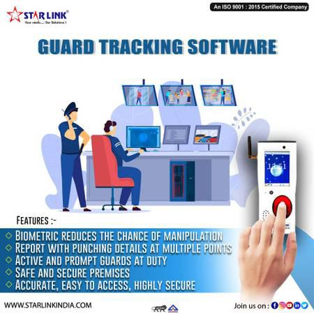Guard tracking system - computer services