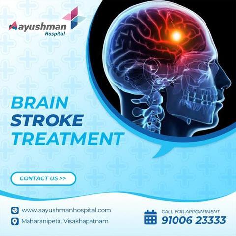 Aayushman hospital - best stroke treatment hospital in india