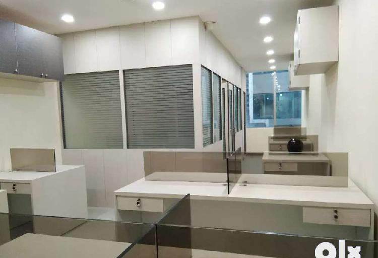 Furnished office for rent at new town near city centre 2,