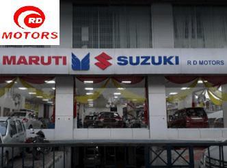 Rd motors - trustable maruti dealer in jorhat