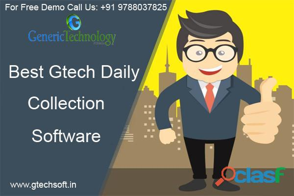 Best Gtech Daily Collection Software