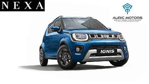 Buy nexa ignis in jodhpur at best price from auric motors