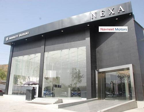 Navneet motors - leading nexa maruti showroom ajmer