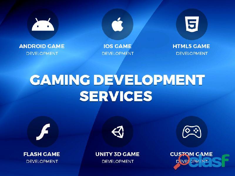 Best game development companies in vizag