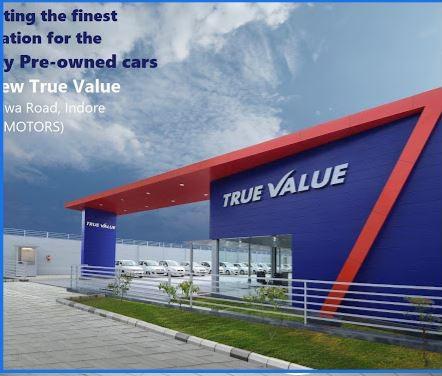 Buy used car in indore at ocean motors