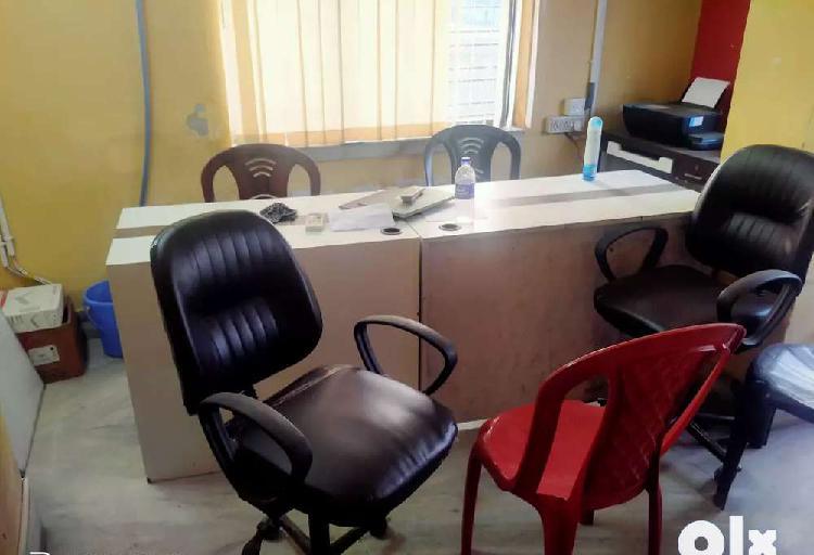 Furnished office space in vip kestopur moore