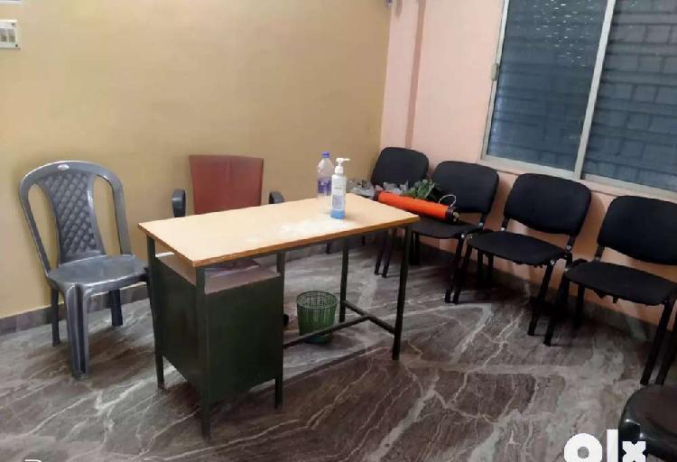 Furnished office space in vip kestopur moore in ground floor