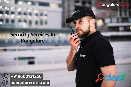 Security Services in bangalore   bangalorecare.com