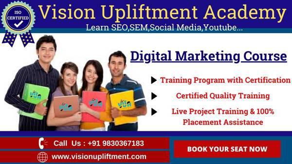 Digital marketing institute - lessons & tutoring