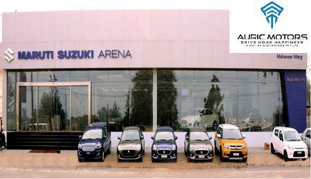 Reach auric motors maruti suzuki arena dealership
