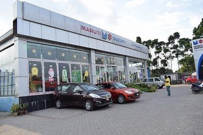 Buy your dream car at bhandari maruti dealership